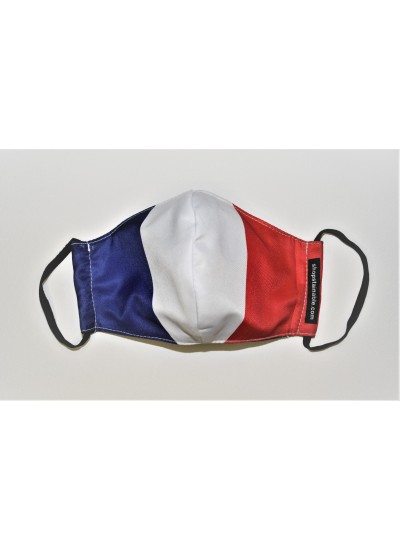 Face Mask French Flag