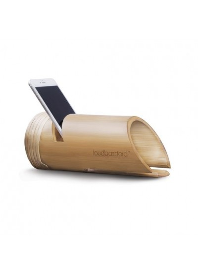 Bamboo Amplifier Natural