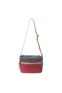 Alyssandra Crossbody Bag Burnt Orange