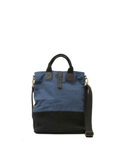 Dan Backpack Navy Blue
