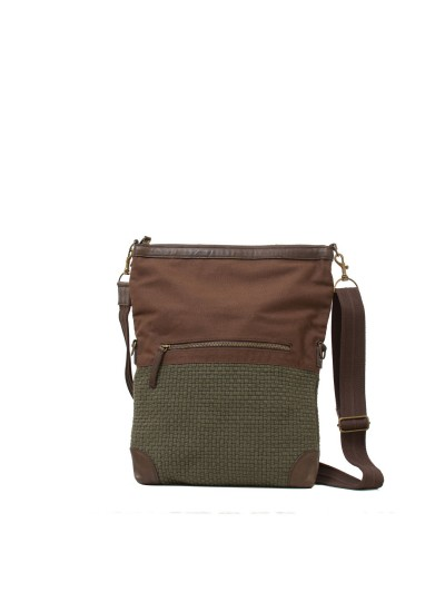Jake Messenger Bag Fatigue