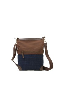 Jake Messenger Bag Marine blauw