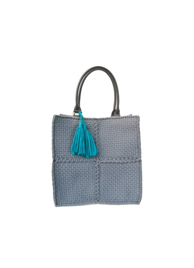 Jane Carry-All Tote Charcoal gray
