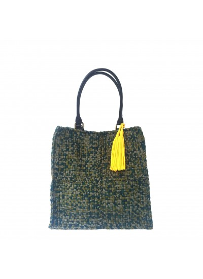 Jane Carry-All Tote Green Camo