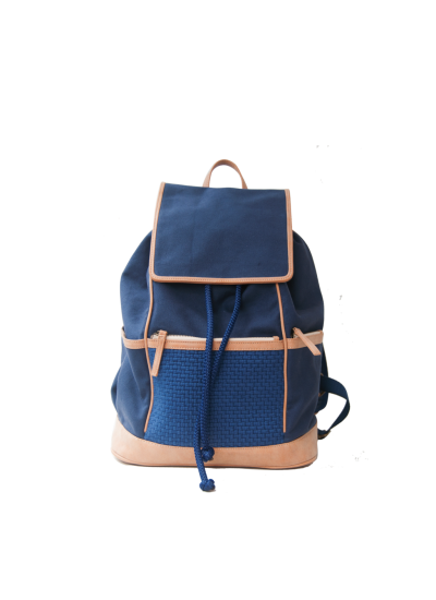 Max Backpack Navy Blue