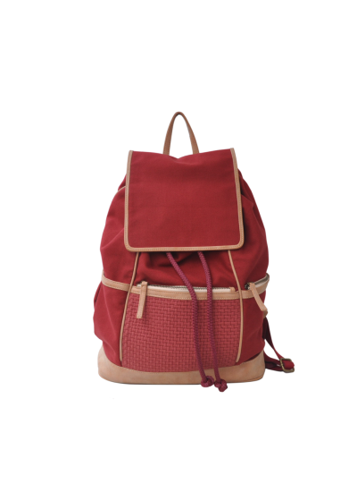 Max Backpack Red
