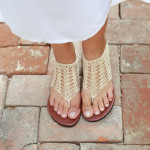 Sockies Sandal Beige - SOLD OUT!