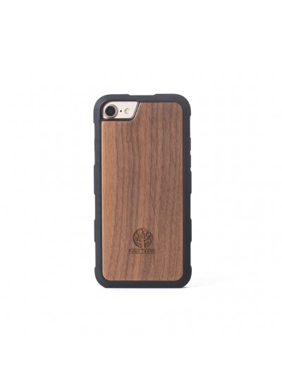 iPhone 6/7/8/SE 2nd Walnut Phone Case